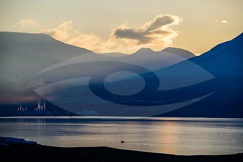 """""""Eyjafjörður, Akureyri"""" (EISLAND_3611)"""