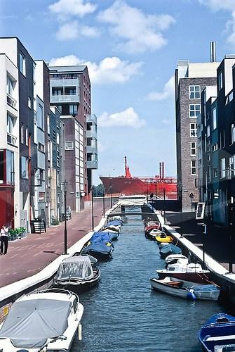 """Sumatra"" Amsterdam, Netherlands, 1996"
