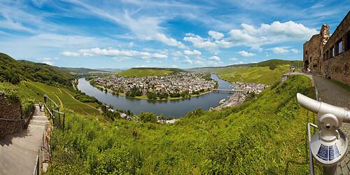 Panorama Bernkastel-Kues