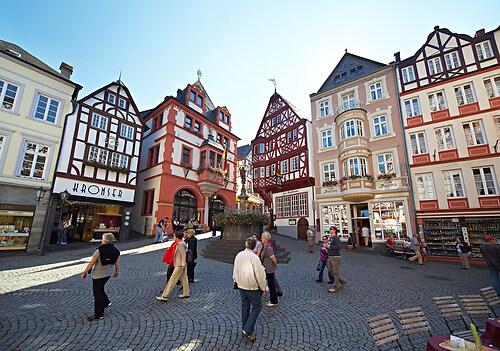 Historischer Marktplatz Bernkastel-Kues