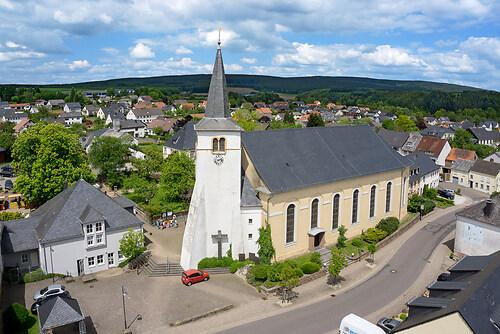 Kirche in Schillingen