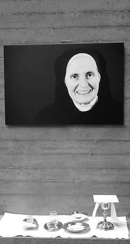 Die liebe verstorbene Schwester Roswitha