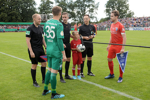 DFB Pokal D_A_vs_Schalke04ELS_0450100819