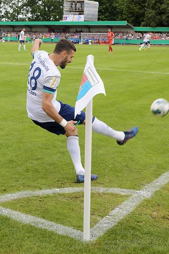 DFB Pokal D_A_vs_Schalke04ELS_0453100819