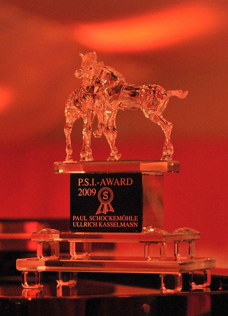 PSI Award 2009