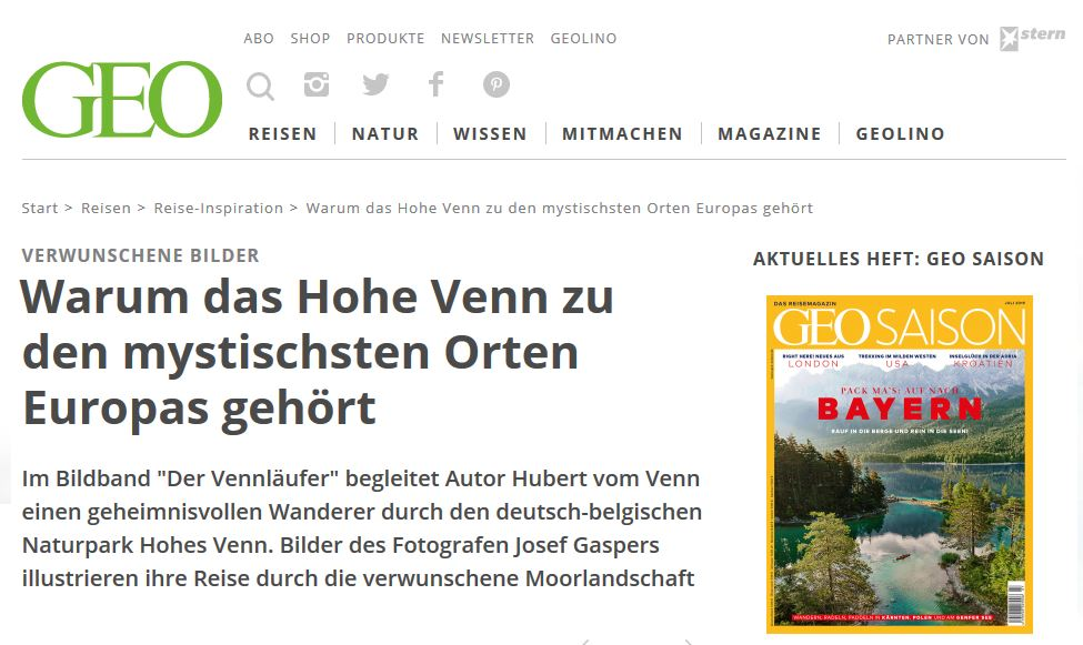 Geo-Magazin
