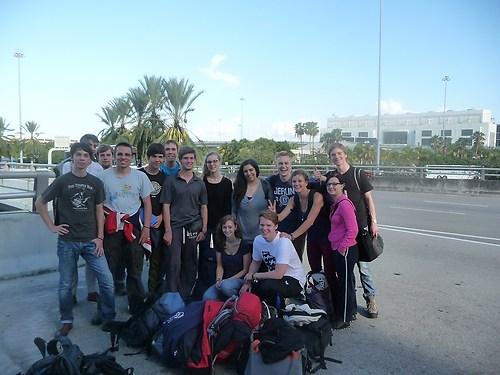 Zwischenstop in Miami