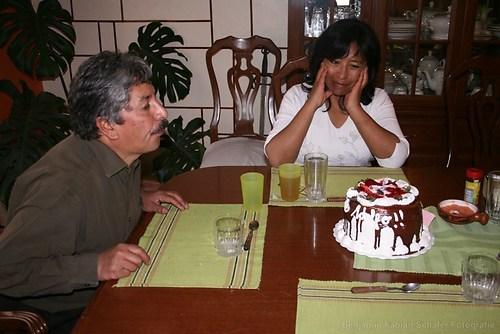 60. Geburtstag meines Gastvaters