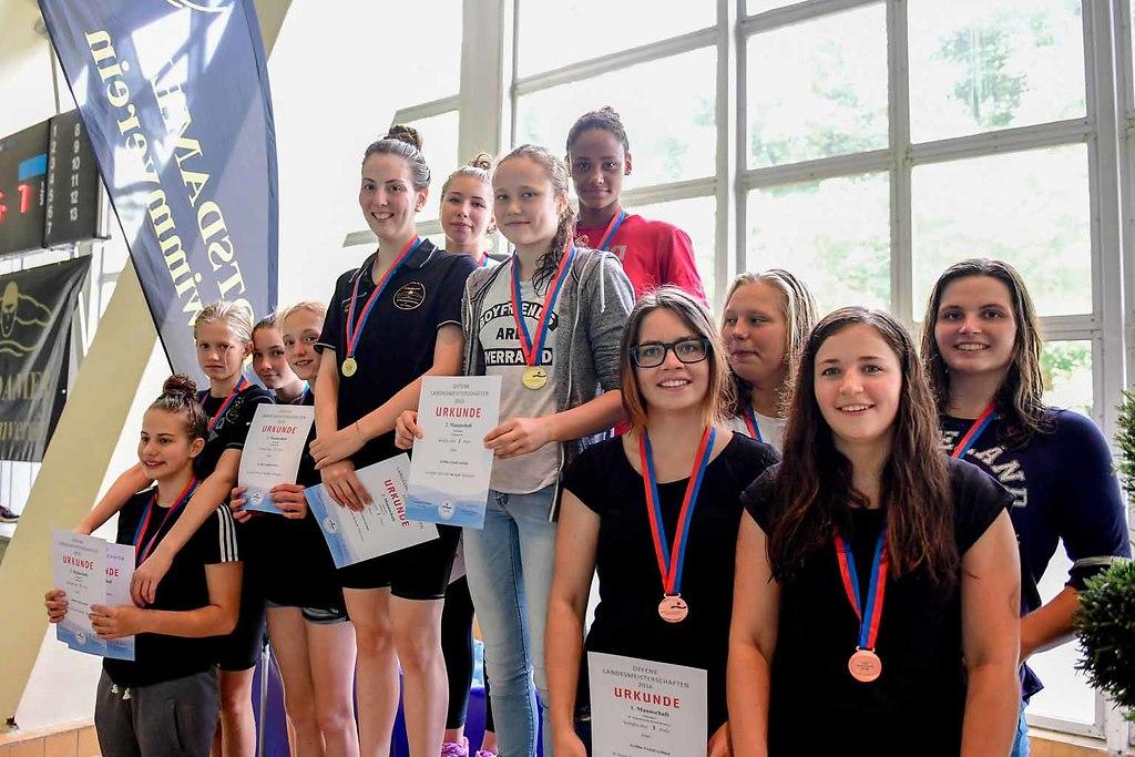 19. offene LMS BRB 2016 021 | 19. offene Landesmeisterschaft Schwimmen BRB