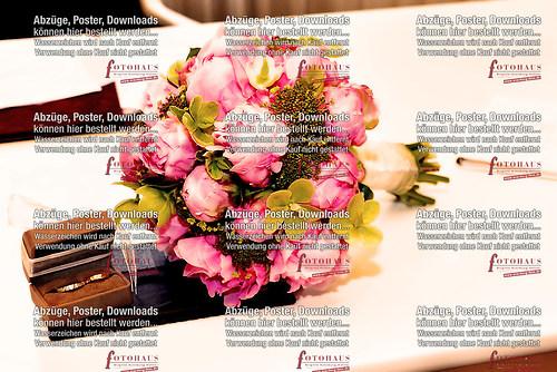 Hochzeit Blumenstrauß