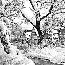 Weihnachtliches Hilchenbach