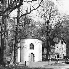 Bauarbeiten Kirche
