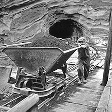 Arbeiter Steinwerke