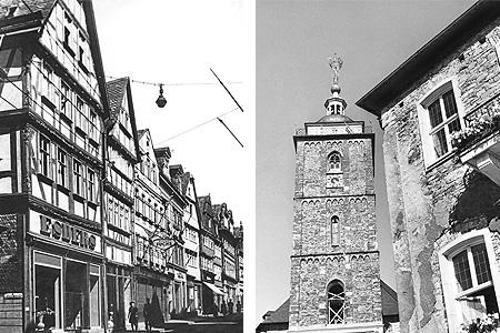 Bauwerke & Fassaden im Kreis Siegen