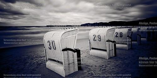 Strandkörbe Binz
