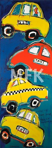 yellow cabs one