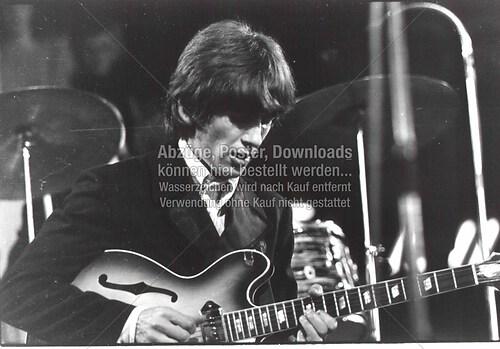 George  live Circus Krone 1966 01