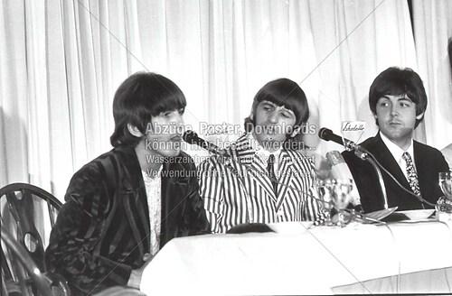 George, Ringo, Paul PR-Konf 02