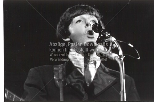 Paul live Circus Krone 1966 01