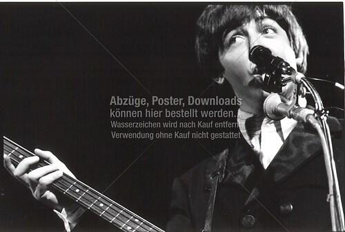 Paul live Circus Krone 1966 02