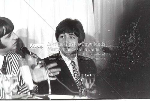 Paul und Ringo PR-Konf 01