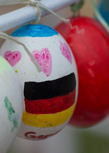 Deutschland-Ei