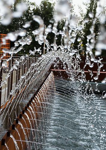 Brunnen Mailand