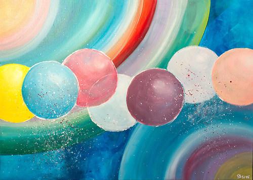 bubbles-universum