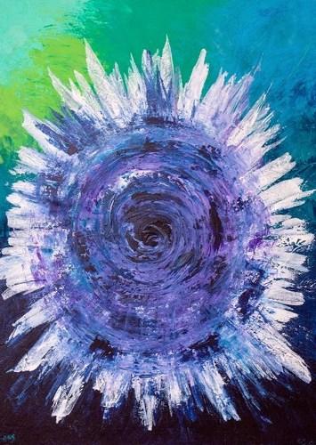 Acryl Blume