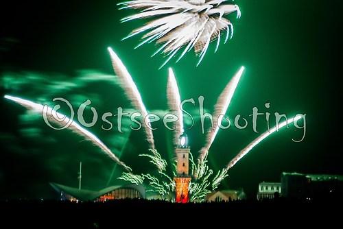 Leuchtturm in Flammen (© OstseeShooting) (1 von 1)