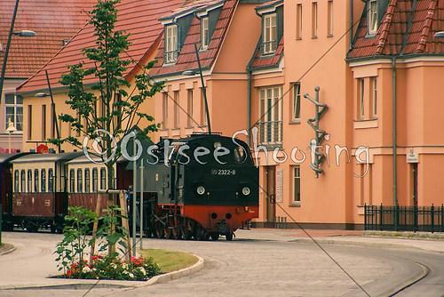 Die Molli in DBR (© OstseeShooting) (1 von 1)