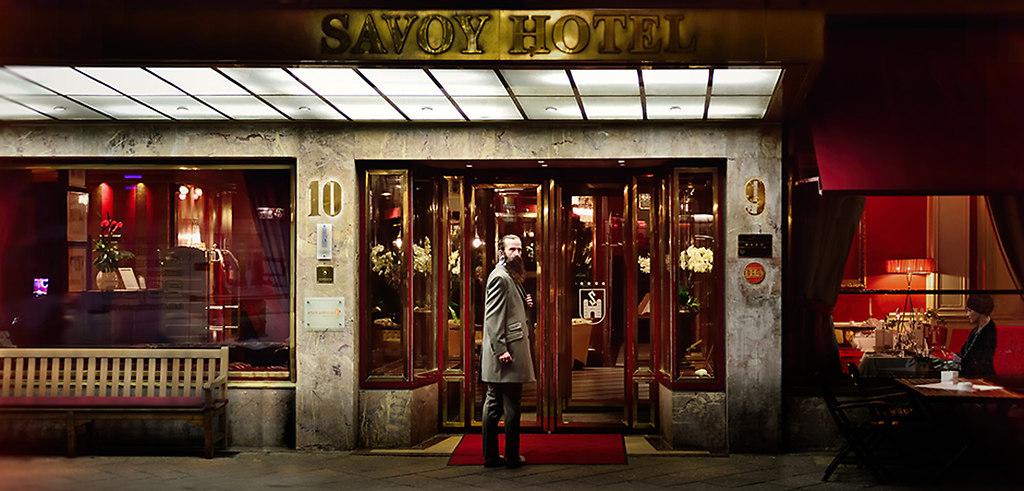 Diese Stadt ist für Herrn O. ein Geschenk (Savoy Berlin, 2016 10) SG #4079