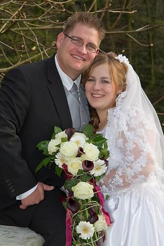 Hochzeit Andre und Jessica Bild 600
