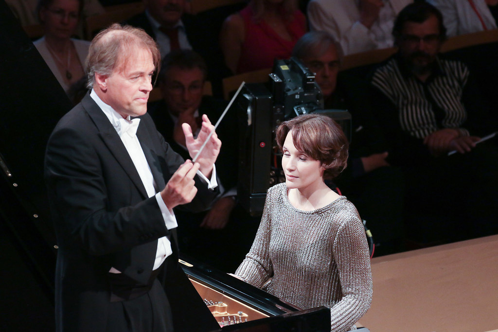 Eröffnungsvorkonzert (fotonick-4862) | VoreröffnungskonzertHélène Grimaud, KlavierNDR Elbphilharmonie OrchesterThomas Hengelbrock,... | nick Kiel