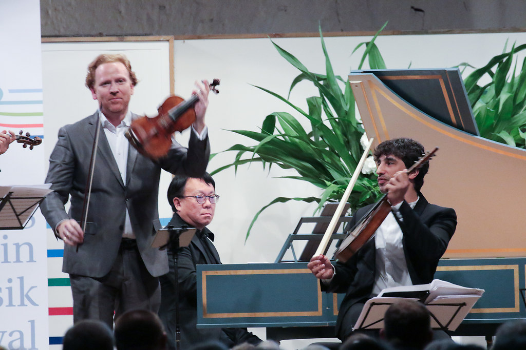 Air – A Baroque Journey (fotonick-AN-6071) | Avi Avital MandolineDaniel Hope ViolineSimos Papanas ViolineNicola Mosca VioloncelloEmanuele... | fotonick Kiel, nick Kiel