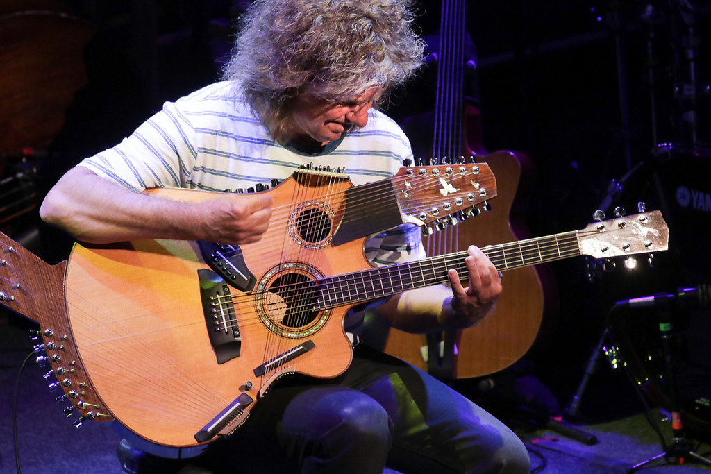 An Evening with Pat Metheny (fotonick--1699) | -Foto Axel Nickolaus