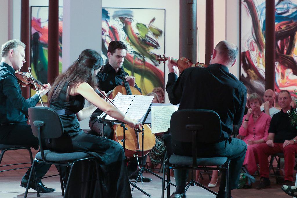 Wandelkonzert (fotonick--2558) | Ensemble Obligat Hamburg-Foto Axel Nickolaus | fotonick Kiel