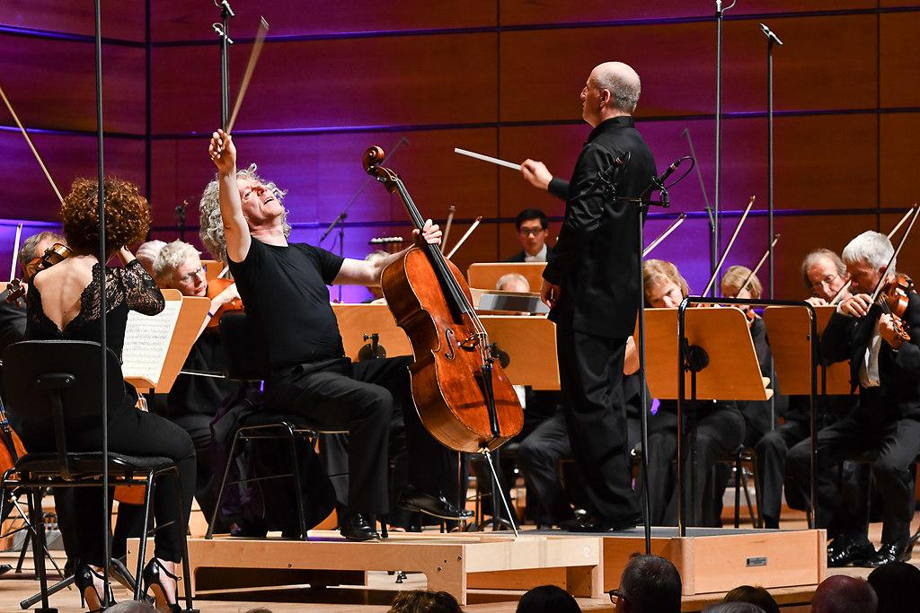 Steven Isserlis - Paarvo Järvi - Die deutsche Kammerphilharmoni (MEF_7887) | Steven Isserlis - Paarvo Järvi - Die deutsche Kammerphilharmonie Bremen | SHMF 2018
