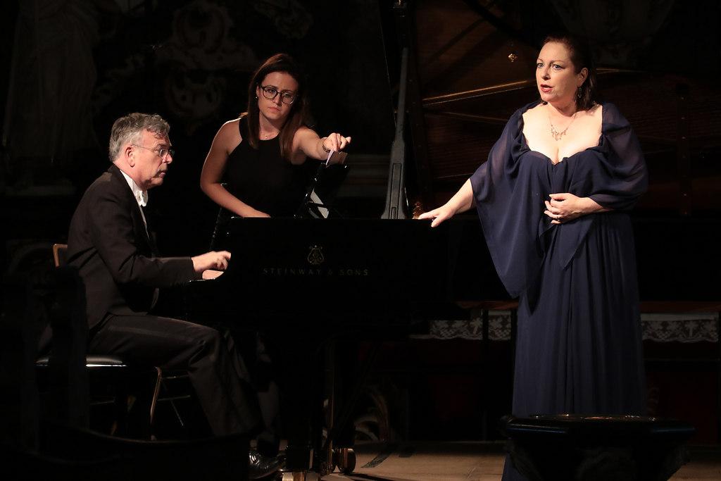 Dorothea Röschmann  (fotonick--3639) | Dorothea Röschmann Sopran Malcolm Martineau Klavier-Foto Axl Nickolaus | fotonick Kiel