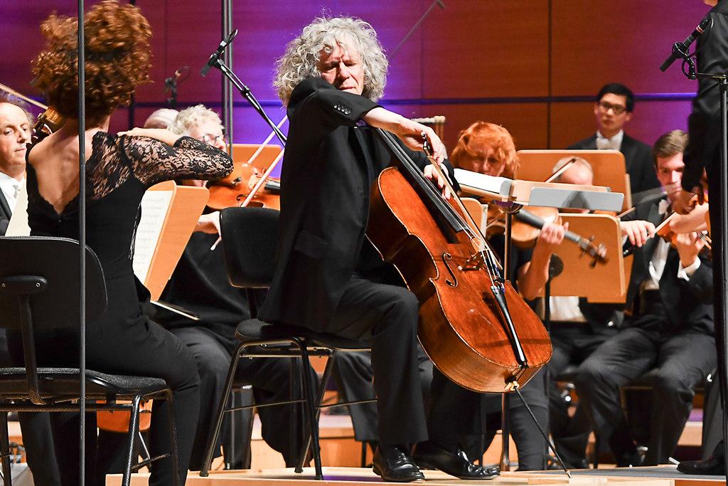 Steven Isserlis - Paarvo Järvi - Die deutsche Kammerphilharmoni (MEF_7875) | Steven Isserlis - Paarvo Järvi - Die deutsche Kammerphilharmonie Bremen | SHMF 2018