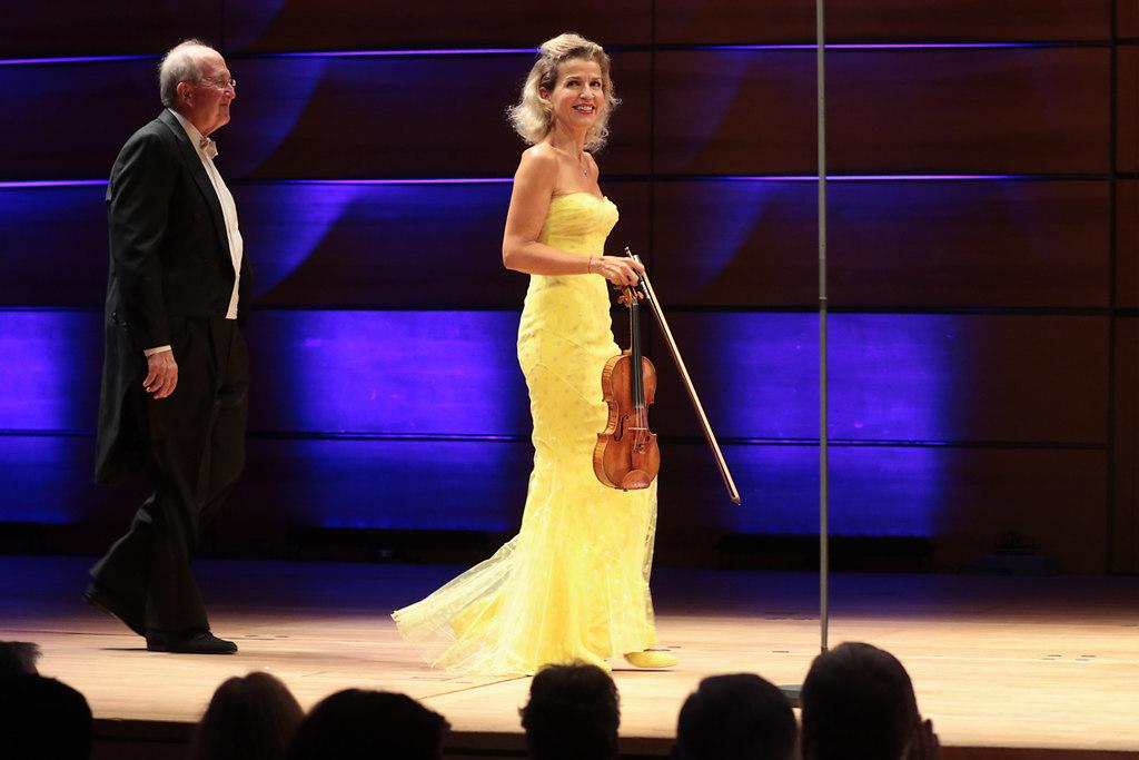 Anne-SophieMutter (IMG_8207) | Anne-Sophie Mutter ViolineLambert Orkis Klavier-Foto Axel Nickolaus | fotonick Kiel