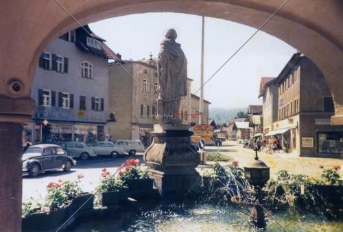 Alt Prien Marktplatz Bernauer Str 1967(4)