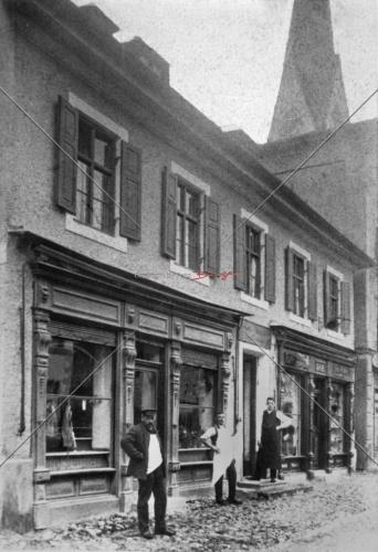 Eisenrichter Haus Metzgerei Alte-Rathaus-Str 8 - 2 Kopie