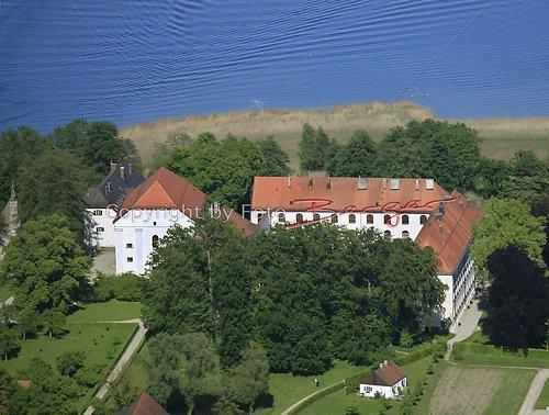 Herrenchiemsee altes Schloss Luft-04-0509