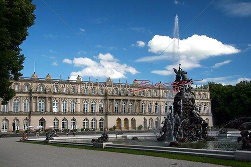 Schloss Herrenchiemsee-06