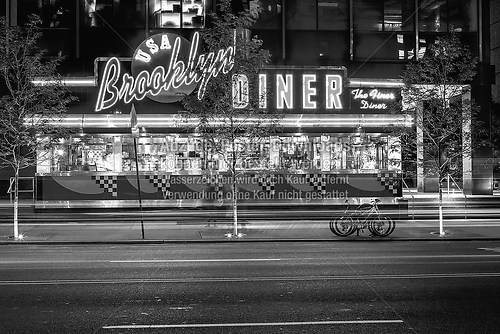 New York - Brooklyn Diner