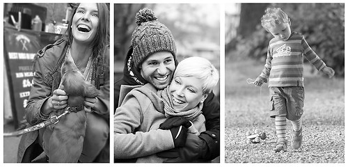 Photoshooting Famile und Kinder