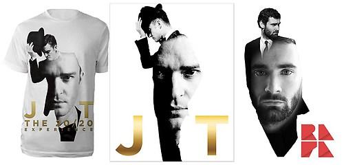Justin Timberlake Photoshooting