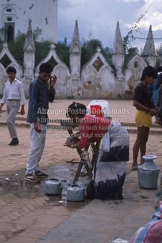 Kathmandu Strasse
