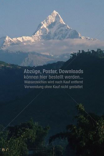 Pokhara Fishtail Mountain